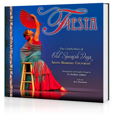 Fiesta Book Front Cover